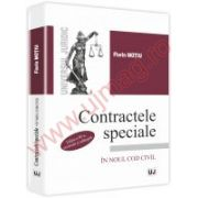 Contractele speciale - in noul Cod civil