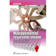 Managementul resurselor umane. Noi abordari