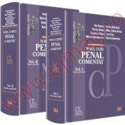 Oferta Pachet Noul Cod penal comentat Vol. I + Vol. II
