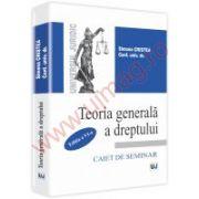 Teoria generala a dreptului. Caiet de seminar