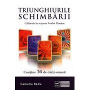 Triunghiurile schimbarii - 36 CARTI - ORACOL