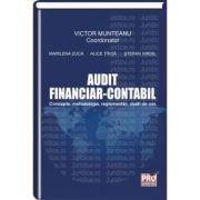 Audit financiar-contabil Concepte, metodologie, reglementări, studii de caz