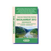 BACALAUREAT 2013 GEOGRAFIE