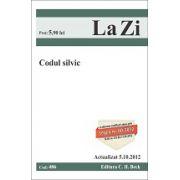 Codul silvic actualizat 5.10.2012