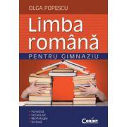 Limba romana pentru gimnaziu. Fonetica • Vocabular • Morfologie • Sintaxa