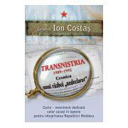 Transnistria 1990-1992: Cronica unui razboi 'nedeclarat' general Costas Ion