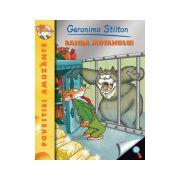 Banda motanului- Geronimo Stilton ( vol.4 )