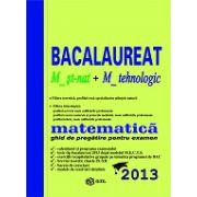 Bacalaureat Matematica M2 2013
