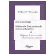 Dictionar francez-roman De termeni juridico-politienesti