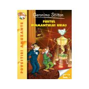 Furtul diamantului urias- Geronimo Stilton ( vol.3 )