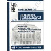 Curtea de Apel Cluj. Buletinul Jurisprudentei. Repertoriu anual 2011