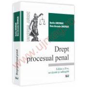 Drept procesual penal. Editia a II-a