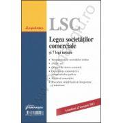 Legea societatilor comerciale si 7 legi uzuale actualizat 25 ianuarie 2013