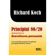 Principiul 80/20 pentru dezvoltarea personala