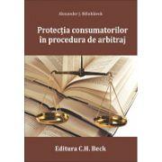 Protecţia consumatorilor în procedura de arbitraj