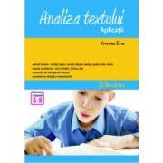 Analiza textului pentru gimnaziu. Clasele 5-8