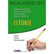 BACALAUREAT 2013. ISTORIE