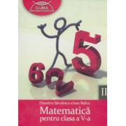 Matematica pentru clasa a V-a, semestrul II