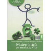 Matematica pentru clasa a VI-a, semestrul II