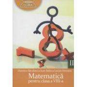 Matematica pentru clasa a VIII-a, semestrul II