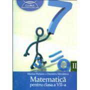 Matematica pentru clasa a VII-a, semestrul II