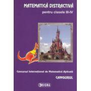 Matematica distractiva pentru clasele V-VI .Cangurul 2013