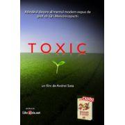 TOXIC. Adevarul despre alimentul modern expus de prof. dr. Gheorghe Mencinicopschi (+Cadou carte Reinvata sa gatesti) DVD