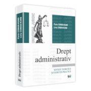 Drept administrativ Sinteze teoretice si exercitii practice