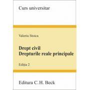 Drept civil. Drepturile reale principale. Editia 2