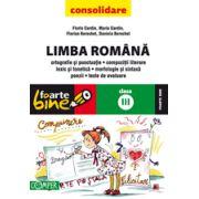 LIMBA ROMANA 2013 CLASA A III-A FOARTE BINE!