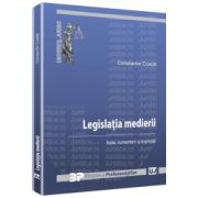 Legislatia medierii Note, comentarii si explicatii