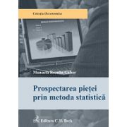 Prospectarea pietei prin metoda statistica