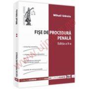 Fise de procedura penala - Editia a II-a