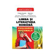 Evaluarea naţională 2013 Limba şi literatura română - 40 de teste rezolvate după modelul MEN