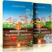 Matematica si explorarea mediului 2013 - Auxiliar clasa I