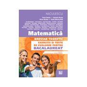 Bacalaureat 2013 Matematica - Breviar teoretic - Exercitii si teste de evaluare