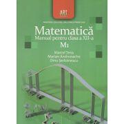 Matematica M1 - Manual clasa a XII-a