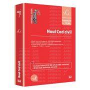 Noul Cod civil - Editie standard Legislaţie consolidată 16 septembrie 2013