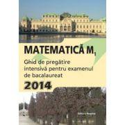 Bacalaureat 2014 Matematică M1 - Ghid de pregătire intensivă