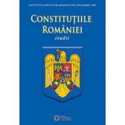 Constituțiile României - Studii