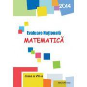 Evaluare nationala 2014 Matematica clasa VIII-a