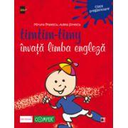 TIMTIM-TIMY INVATA LIMBA ENGLEZA CLASA PREGATITOARE