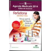 Agenda Medicala 2014 - editia de buzunar