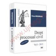 Drept procesual civil. Vol. I - Editia a XIII-a