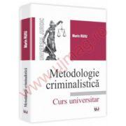 Metodologie criminalistica