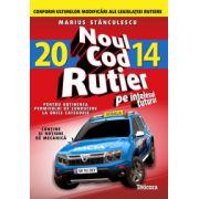 Noul cod rutier 2014 pe intelesul tuturor pentru obtinerea permisului de conducere la orice categorie