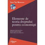 Elemente de teoria dreptului pentru economisti