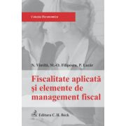 Fiscalitatea aplicata si elemente de management fiscal