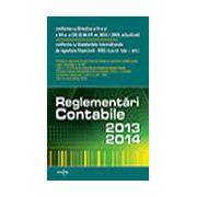 Reglementari Contabile- Ianuarie  2014 ( OMFP nr. 2067 / 2013, OMFP nr. 1898 / 2013, OMFP nr. 2067 / 2013, OMFP nr. 3. 055/2009)