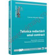 Tehnica redactarii unui contract